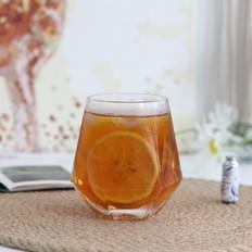 柠檬红茶气泡水