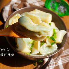 老上海荠菜肉馄饨