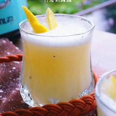 红提蜂蜜柚子饮的做法