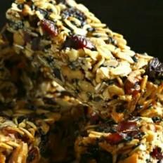 小零食:谷物能量块