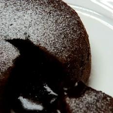 乐焙厨房|女神最爱 爆浆零失败熔岩巧克力 心太软