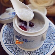 养生冰糖椰浆燕窝