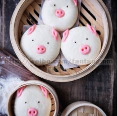 猪猪流沙包
