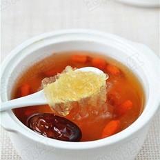 健康美味的缅甸维加斯赌场红枣枸杞炖燕窝