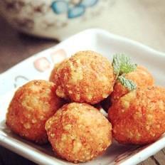 一藕双吃:胡萝卜藕丸+冰糖莲藕羹
