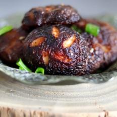 香滑烤香菇