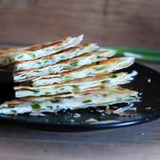 饺子皮版酥饼