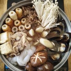 寿喜烧锅(日式牛肉锅)