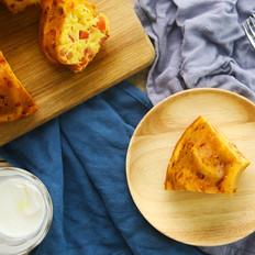 火腿芝士咸蛋糕 太阳猫早餐