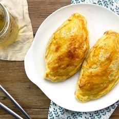 飞饼咖喱饺 | 太阳猫早餐
