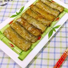 香酥煎带鱼