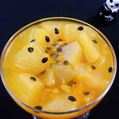 百香果苹果汁