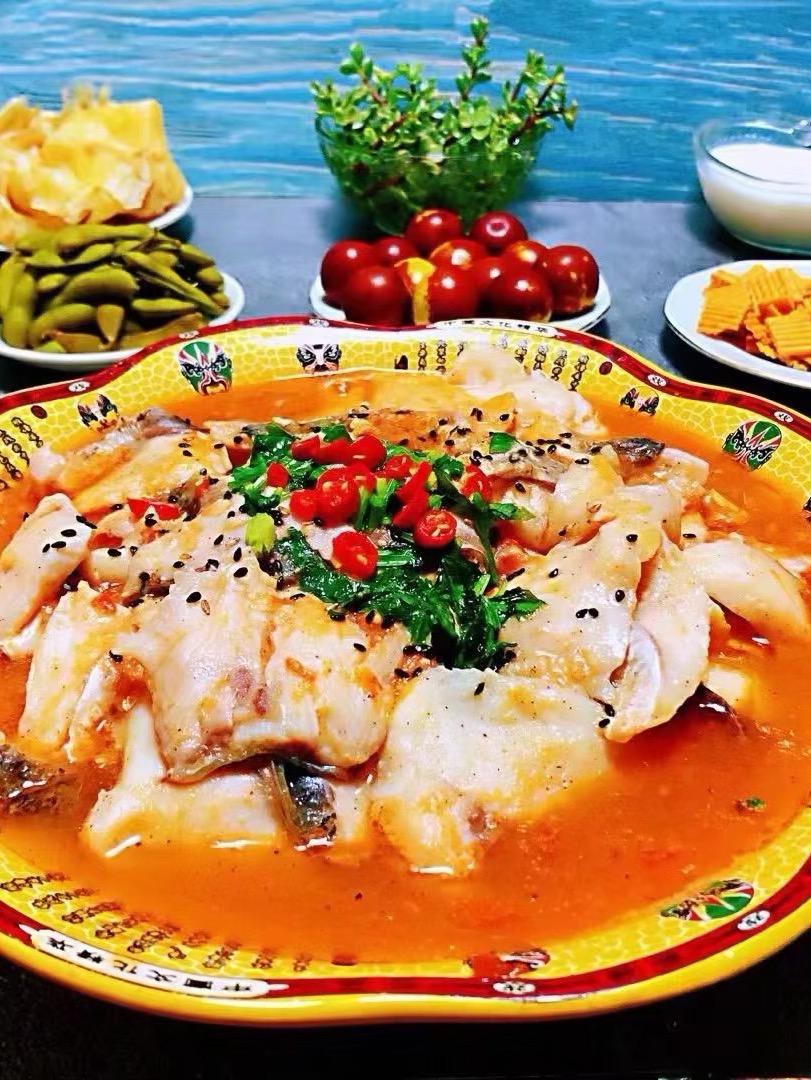 番茄魚片的做法