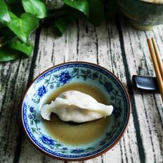 猪肉南瓜水饺