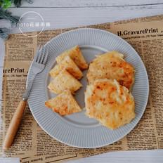 鸡蛋土豆丝饼
