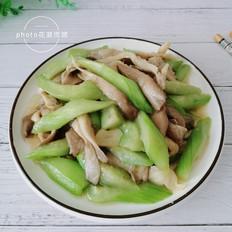 蚝油丝瓜蘑菇