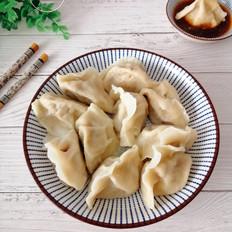 羊肉北瓜饺子