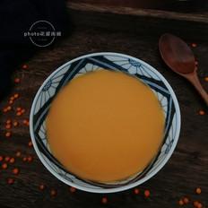 土耳其红扁豆米糊