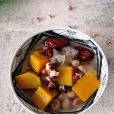 南瓜芡实甜汤
