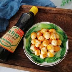 茄汁鹌鹑蛋