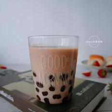 焦糖珍珠奶茶