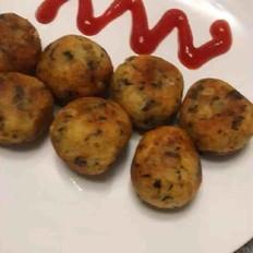 海苔土豆球