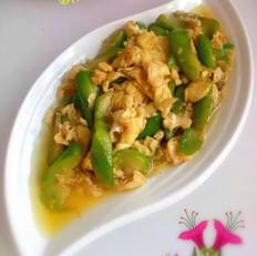 丝瓜炒鸡蛋
