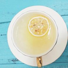 蜂蜜柠檬燕窝