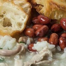 地道广州人才会带你去吃的美味艇仔粥,做法竟然这么简单?