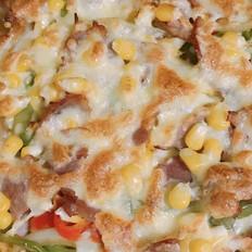 培根芝士披萨烤箱