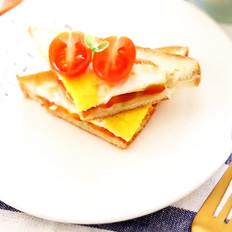 营养早餐饼