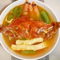 一品海鲜汤