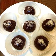 巧克力糯米滋(步骤图)