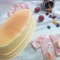 酸甜可口,入口就化的轻乳酪蛋糕