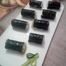 海苔饭团卷