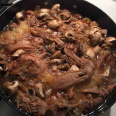 红烧鸭肉的做法