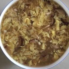 黑胡椒酸辣汤