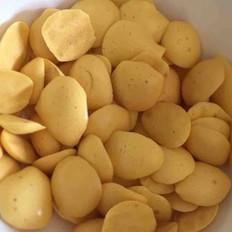 婴儿零食之蛋黄溶豆