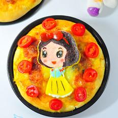白雪公主披萨饼
