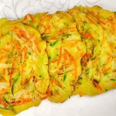 美味蔬菜饼