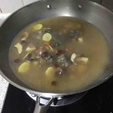 乌鸡汤的做法