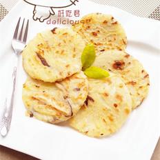 香菇土豆饼