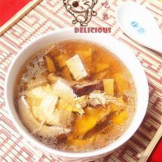 香菇豆腐羹