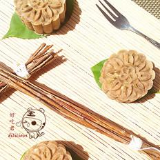 核桃绿豆糕