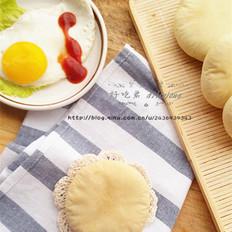 黑椒鸡肉烤饼