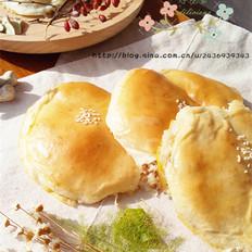 豆沙糯米面包
