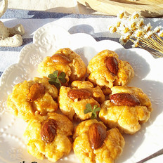 杏仁燕麦小酥饼