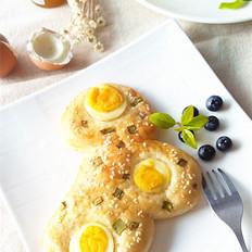 太阳蛋面包