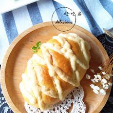 蔓越莓酥香面包