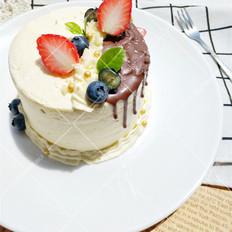 双莓小蛋糕